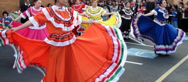 Traditional Mexican women's clothing