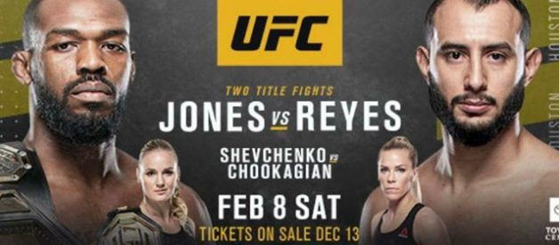 >>>>UFC🔴 LIVE👉 UFC 247: Jones vs. Reyes: (LiveStream), Jones vs. Reyes Live Tv Channel>>>>2020