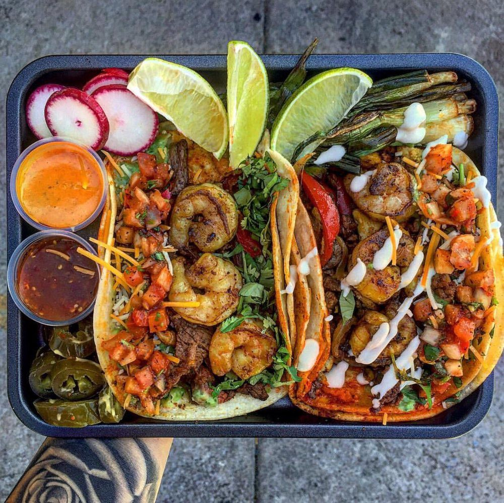 Halal Mexican Food in Los Angeles