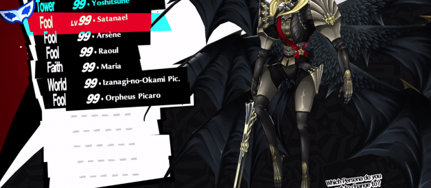 Ultimate Persona Team (Persona 5 Royal Builds)