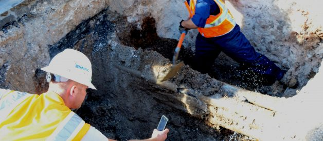 Underground Water Line Repair — 10 Factors to Consider Before Excavating Your Water Service Trench