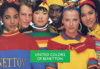 United Colors of Benetton blazed a trail for diversity in fashion