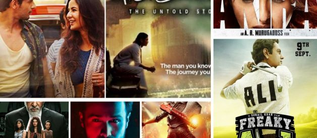Upcoming Bollywood Movies Releasing in September 2016