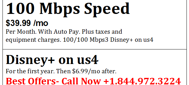Verizon Fios TV & Internet Plans And Packages-HighInternetSpeeds