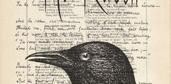 Verse and meter — and the raven