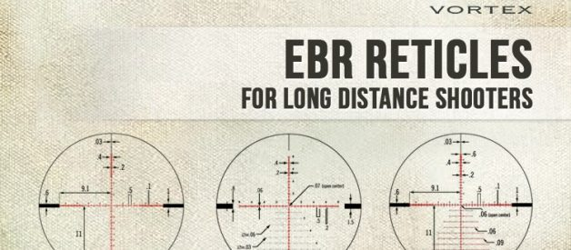 Vortex EBR Reticles — All You Need To Know!