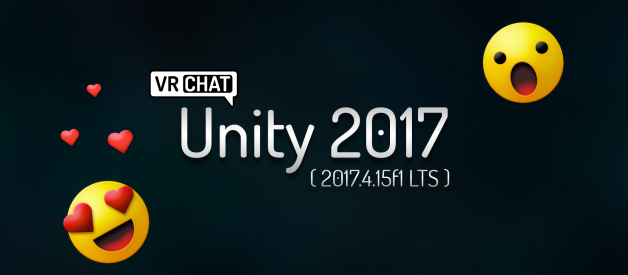 VRChat Upgrade to Unity 2017.4