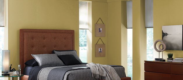 WANT A MID-CENTURY MODERN ROOM? TRY THESE COLORS