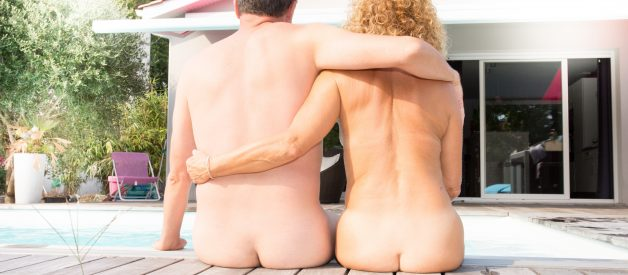 We Lived Next Door to a Nudist Couple