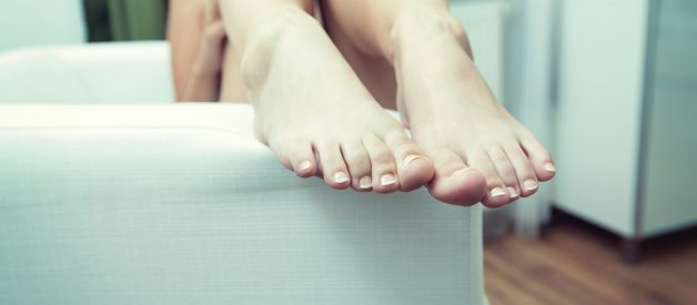 What are the names of the middle three toes of your foot?