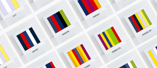 What Color Is Your Name? A New Synesthesia Tool Will Show You.