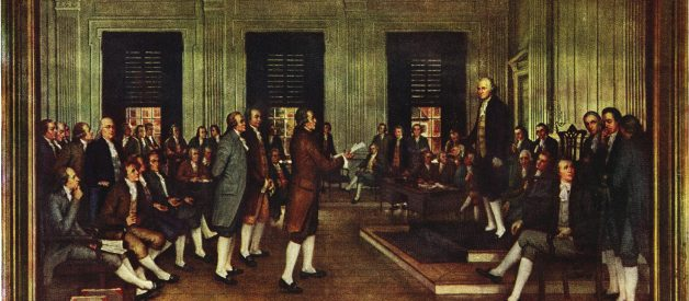 What did the founding fathers really say about guns?