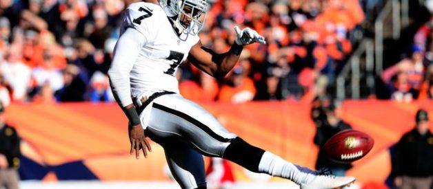What happened to NFL punter Marquette King?