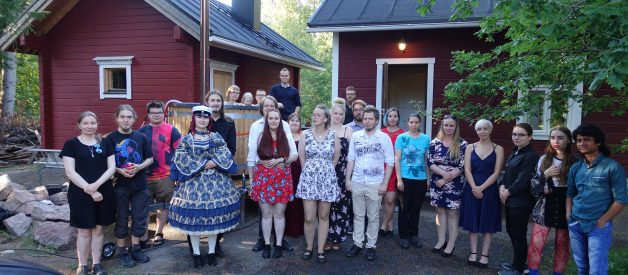 What I Learned about Nudity at a High School Graduation Party In Finland