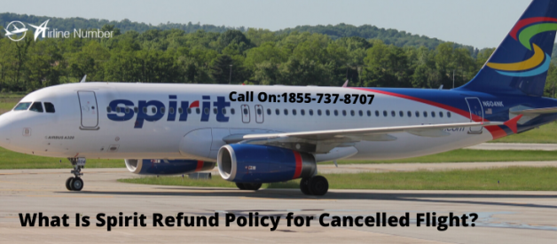 What Is Spirit Refund Policy for Cancelled Flight?