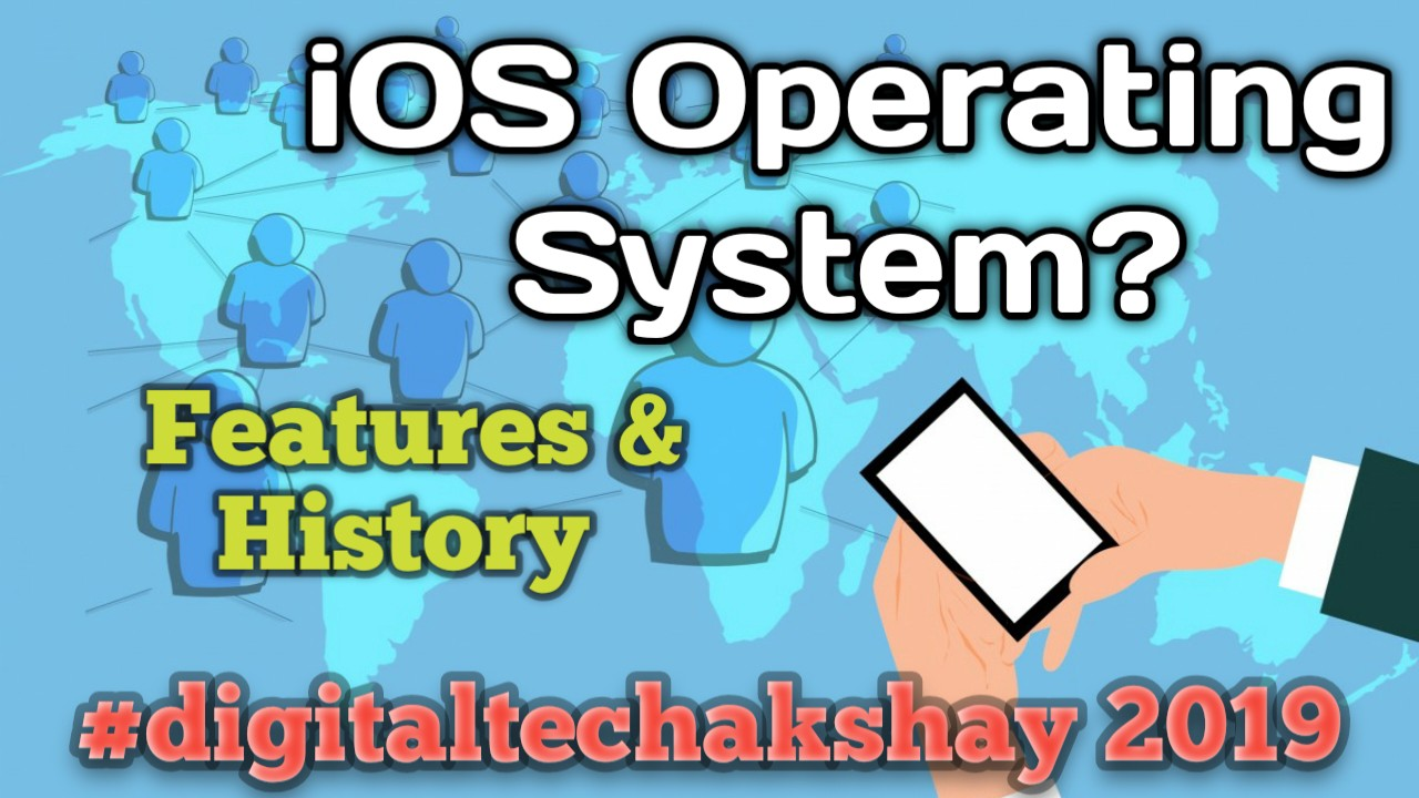 IOS is the operating system developed by apple.inc company. iOS runs on all of Apple?s mobile devices. IOS is the second-larg