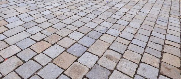 What Size Gravel to Use for Paver Base