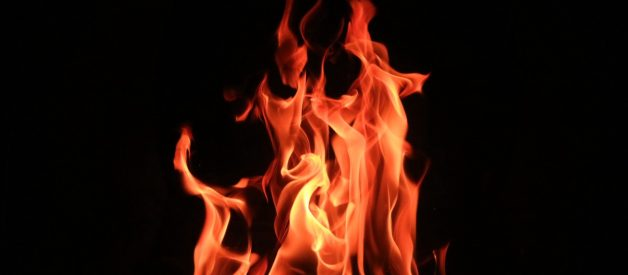 What State Of Matter Is Fire?