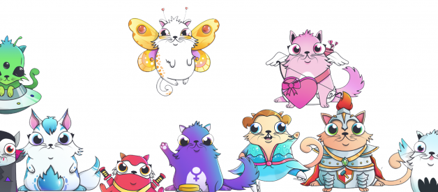 What the heck is a CryptoKitty?
