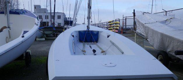 What to look for when buying a used Vanguard 15 sailboat