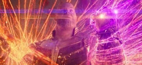 Who would win the battle between the Ancient One and Thanos?
