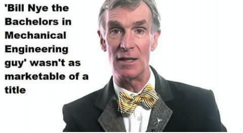 Why Bill Nye Is Not A Scientist – And Why It Matters