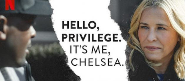 """Why Chelsea Handler's """"Hello Privilege, It's Me, Chelsea"""" Isn't For Black or White People"""