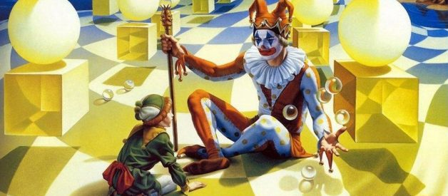 Why Do Jesters and Tricksters Appear in the DMT Experience?