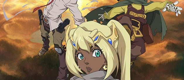 Why Does Netflix's Cannon Busters Have Such a Good Theme Song?