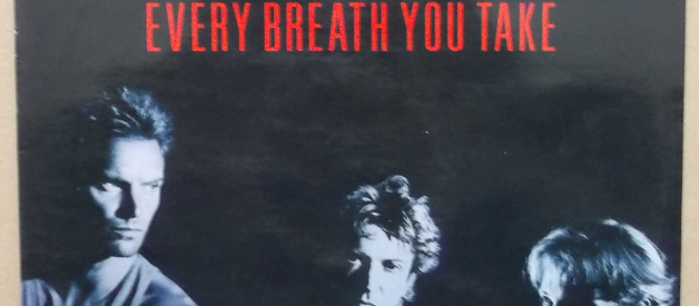 """Why """"Every Breath You Take"""" is the Most Misinterpreted Song."""