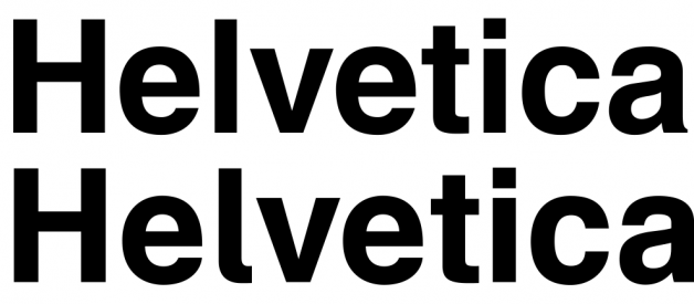 Why Helvetica is bad