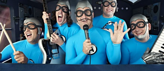 Why New Episodes of 'The Aquabats! Super Show!' Will Be Weirder Than Ever