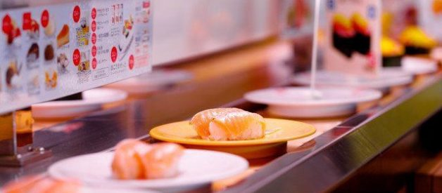 Why Revolving Conveyor Belt Sushi is Fading in Japan