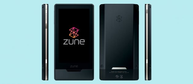 Why the Zune Failed