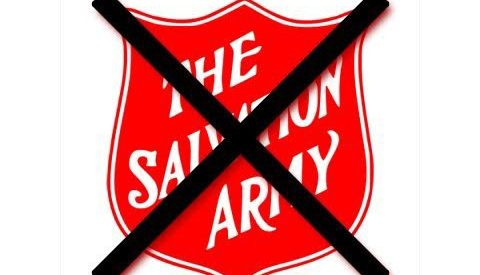 Why You Shouldn't Donate to the Salvation Army—Ever!